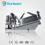 Volute Press Sludge Dewatering Machine for Refuse Leachate Better Than Belt Press