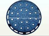 South Korea Ventilated Ductile Cast Iron Manhole Covers