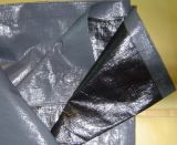 Black Plastic Tarpaulin Sheet