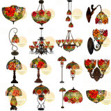 Fashional Residential Tiffany Lamp Series S306, Tiffany Family Lamp S306