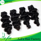 Fast shipment Jerry Curly Virgin Human Hair Extension