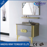 Classic Design Floor Standing Stainless Steel Bathroom Cabinet