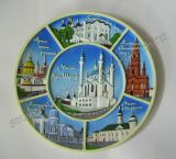 Polyresin Plate for Souvenir Crafts