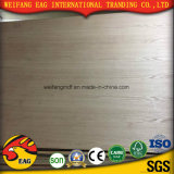 Melamine Plywood/Beech/Red Color/Red Oak with Good Quality