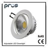 COB 3W LED Downlight for Interior Lighting with 2 Years Warranty (3W 7W 12W)