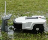 Competitive Price 4ah Lithium Battery Robot Lawn Mower (L600s) with CE/EMC/RoHS/TUV etc