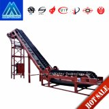 DJ Series Large Angle Belt Conveyor for Bulk Material/Conveyor