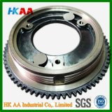 Aluminum Die Casting Parts Professional Double Helical Tank Gear