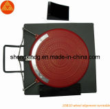 3D Wheel Alignment Wheel Aligner Rotating Plate Mechanical Turnplate Turntable (JT008)