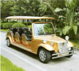 Custom Colors Eight Electric Classic Car Guests