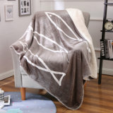 Plush Fabric Warm Blanket