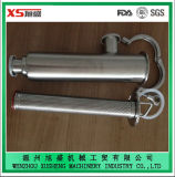 "2.5"" 316L Stainless Steel Hygienic Clamping Angle Type Strainer"