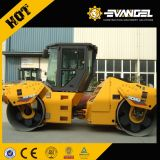 Cheap Price Road Roller 16 Ton Roller Compactor XP163 Pneumatic Vibrator