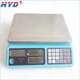 Haiyida Dual Display LCD/LED display Balance