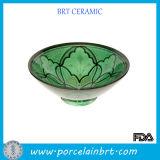 Ceramic Salad Bowl with Beautiful Design