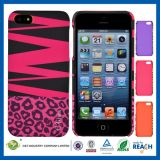 C&T Leopard Print for iPhone 5 Mobile Phone Case