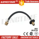 High Pressure Gas Hose & Adapter Assembly