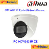Dahua CCTV Camera H. 265 IR 6MP Poe IP Camera Ipc-Hdw5631r-Ze