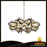 Modern Industrial Fancy Acrylic Pendant Light (MD21325-8-1030)