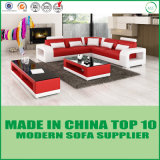 Living Room Sofa Set with Coffee Table and TV Stand