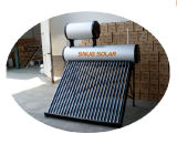 Integrated Non-Pressuirzed Solar Water Heater with Ce Certificate