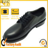 Genuine Leather Assorted Color Black Beige Military Boots