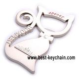 Custom Metal Bottle Opener Souvenir Fridge Magnet (BK53258)