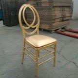Gold Color PC Resin Infinitiy Phoenix Wedding Chair