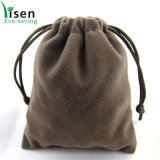 Factory Wholesale Promotion Gift Velvet Drawstring Bag