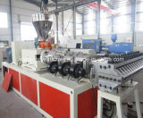 Wood Plastic WPC PVC Sheet Extruder Machine/Plastic Production Line
