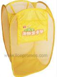 Personal Logo Beverage Promotional Gift Foldiable Laundry Basket