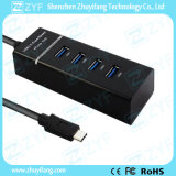 4 Port USB 3.0 Type C USB Hub (ZYF4016)