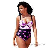 2017 New Ladies Plus Size One-Piece Bikini