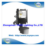 Yaye CE/RoHS Approval 10W/20W COB LED Flood Light/ LED Wall Washer/LED Projector with Warranty 2 Years (YAYE-14SD20WA)