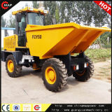 Short Transport Fcy50 5 Ton Mini Site Dumper