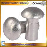 Hot Sale M3 M4 M5 Dome/Round Head Solid Aluminum Rivets