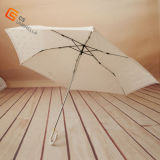 "21""*6k White Beautifull Three Fold Lace Umbrella (YS-3F4005A)"
