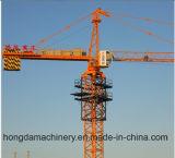 Hongda 8 Ton Good Quality Tower Crane-Qtz80