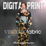 Light Weight Viscose Digital Print (YC180)