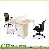 Computer Desks Design, Staff Workstation Desk with CPU Holder