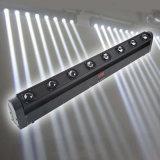 8X10W White CREE LED Beam Bar DJ Light