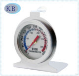 Stainless Steel Cooking Oven Bimetal Thermometer