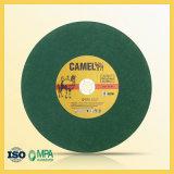 "Camel Green Cutting Wheel for 14"""