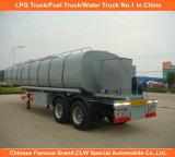 2 Axle 30cbm Bitumen, Asphalt Tank Trailer