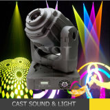 30W LED Mini Moving Head Spot Light for Stage Disco