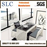 Outdoor Table Set/ Modern Aluminum Table Set (SC-A7351)