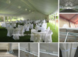 Outdoor Clear Roof White Wedding Tent Decoration for Sale