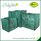 Onlylife Home Garden Bag PP Outdoor Heavy Duty Leaves Bag