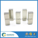 Strong Sintered Rare Earth Block Magnetic Material Magnet for Moto