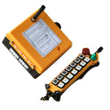 Wireless Remote Control F21-14s Factory Price Industrial Radio Remote Control System 12V AC/DC Motor Crane